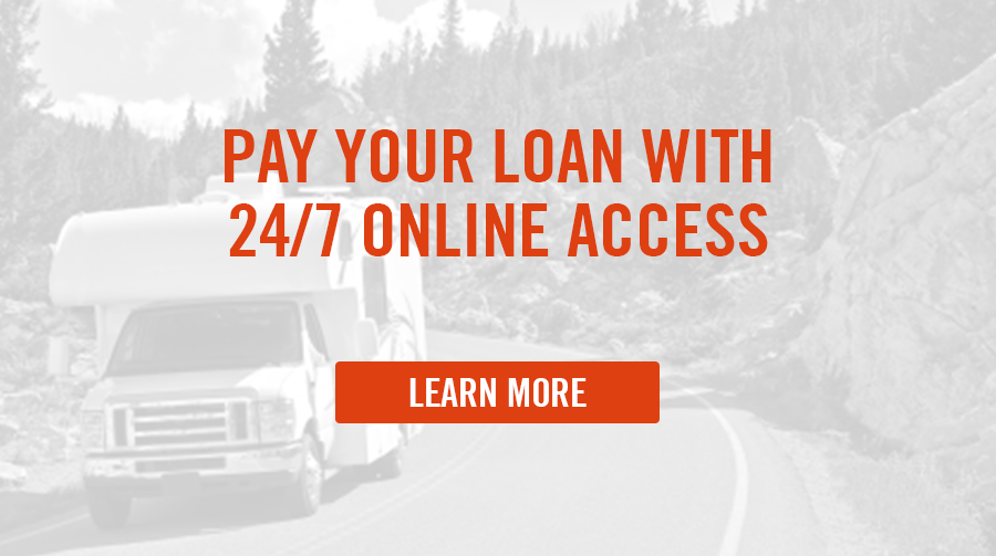 Pay Your Loan With 24/7 Online Access