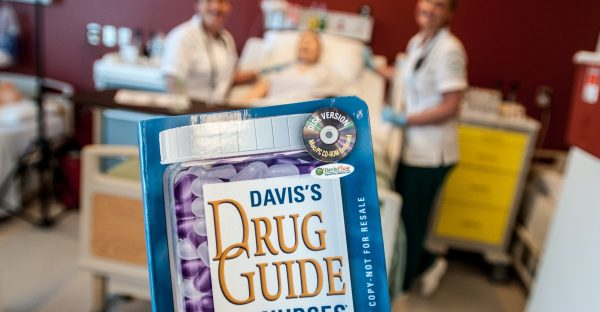Nursing Drug Guide Book