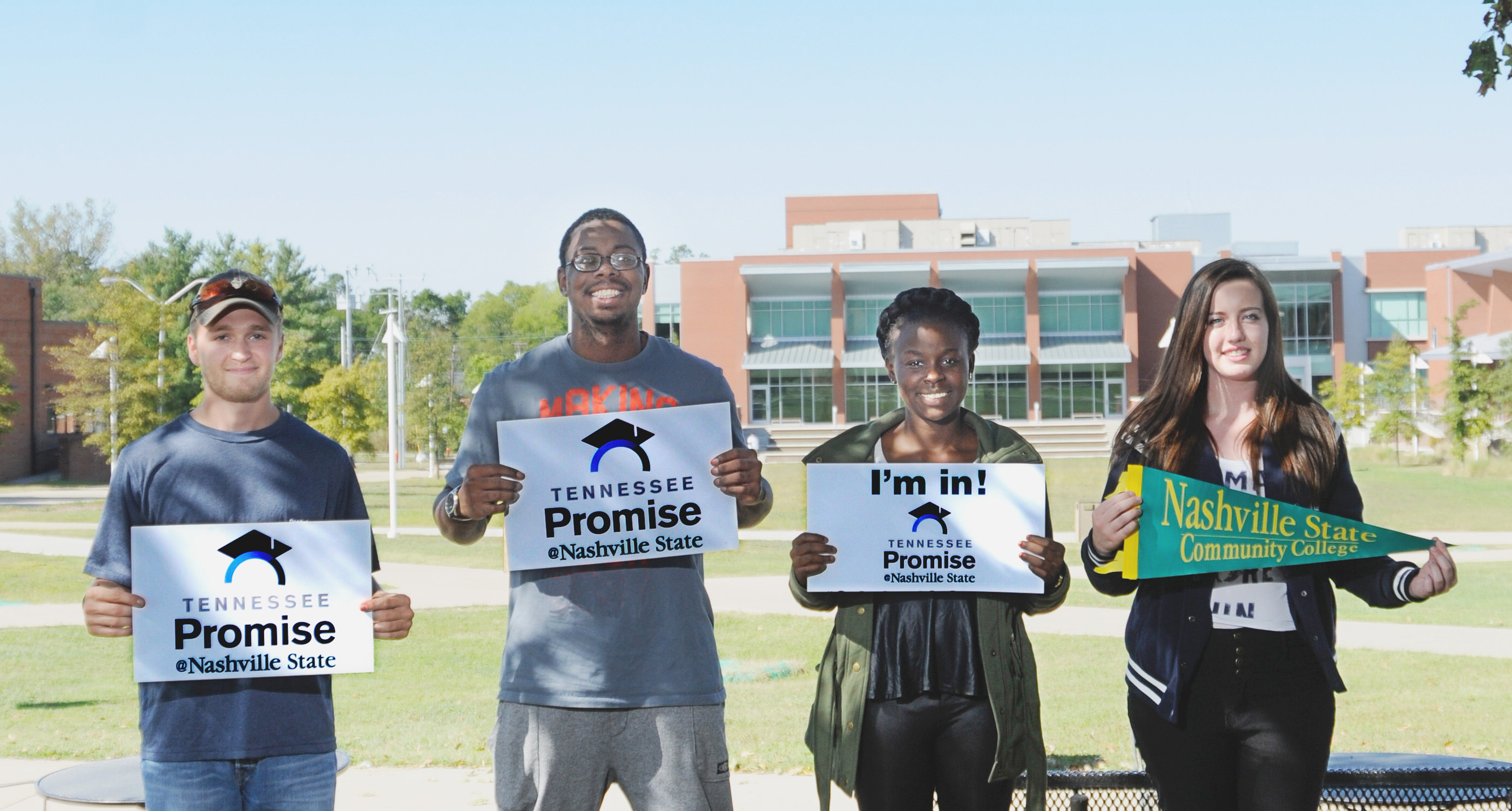 Tennessee Promise Scholars Cropped