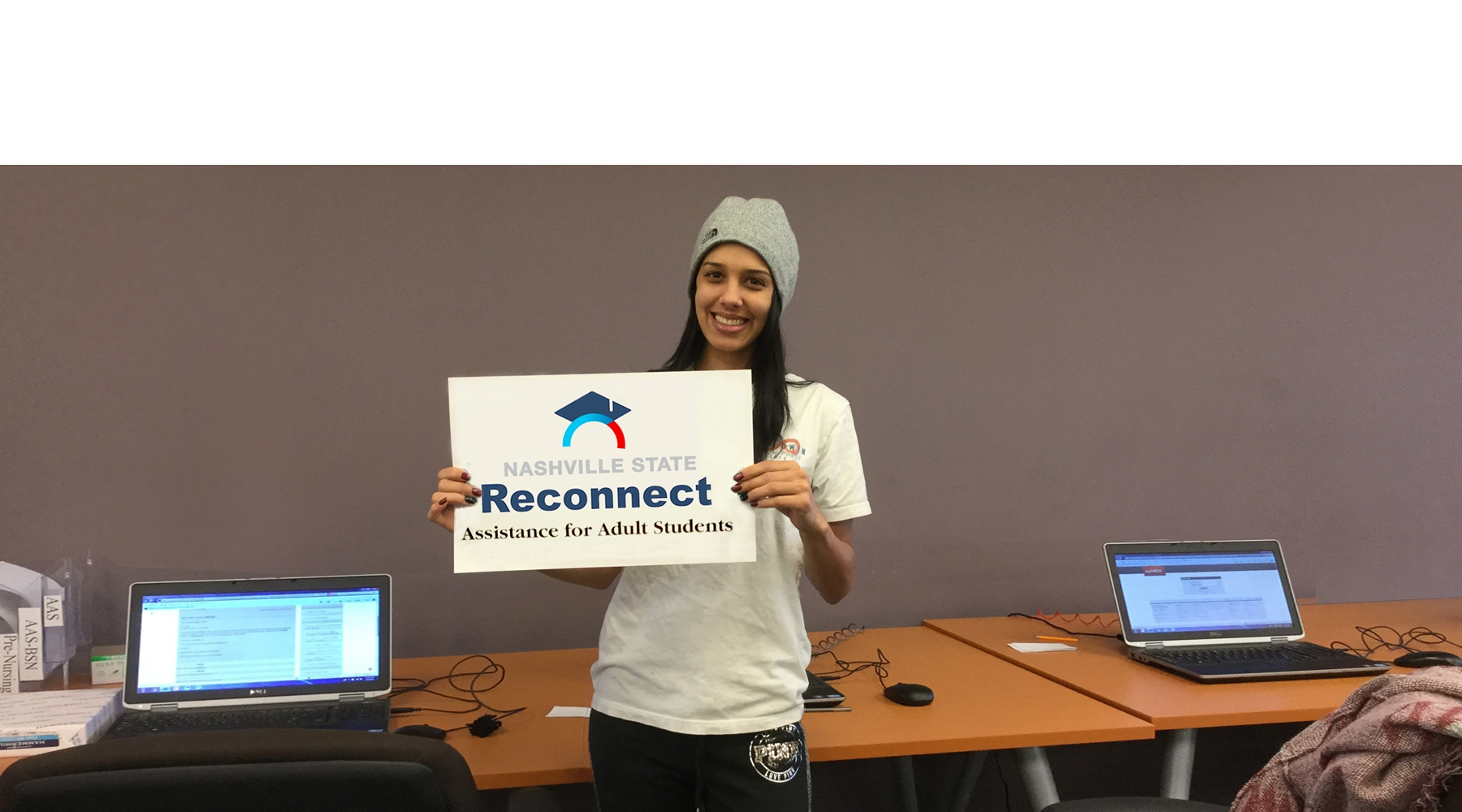 Tn Reconnect Student 800