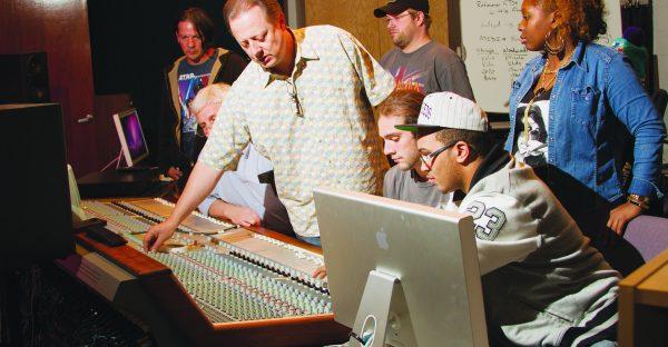 Music Technology Class Lab