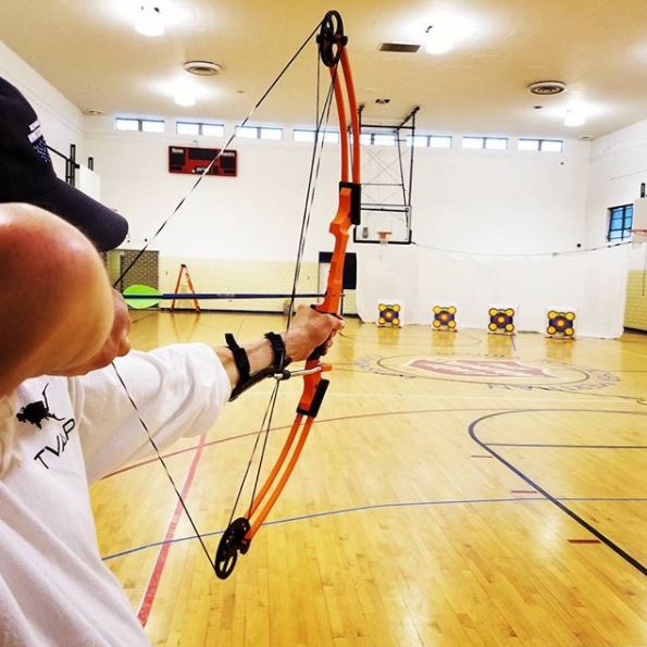 Denver Shooting Competition: Adaptive Airgun And Archery