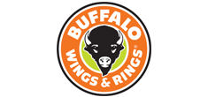 Buffalo Wings and Rings Footer