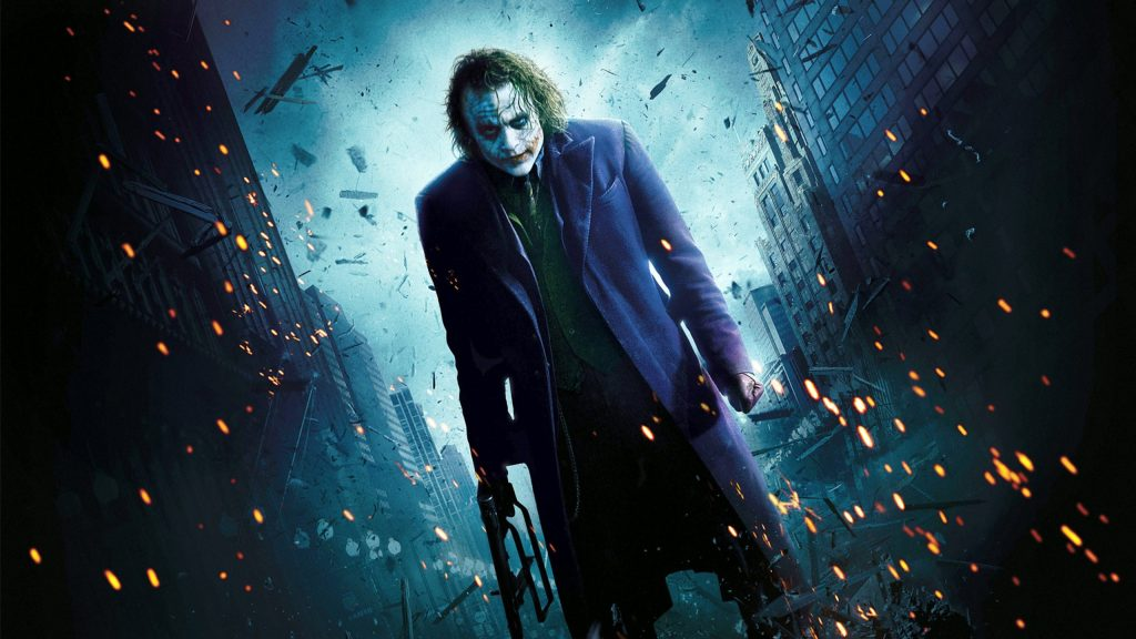 Joker HD Wallpapers New Tab