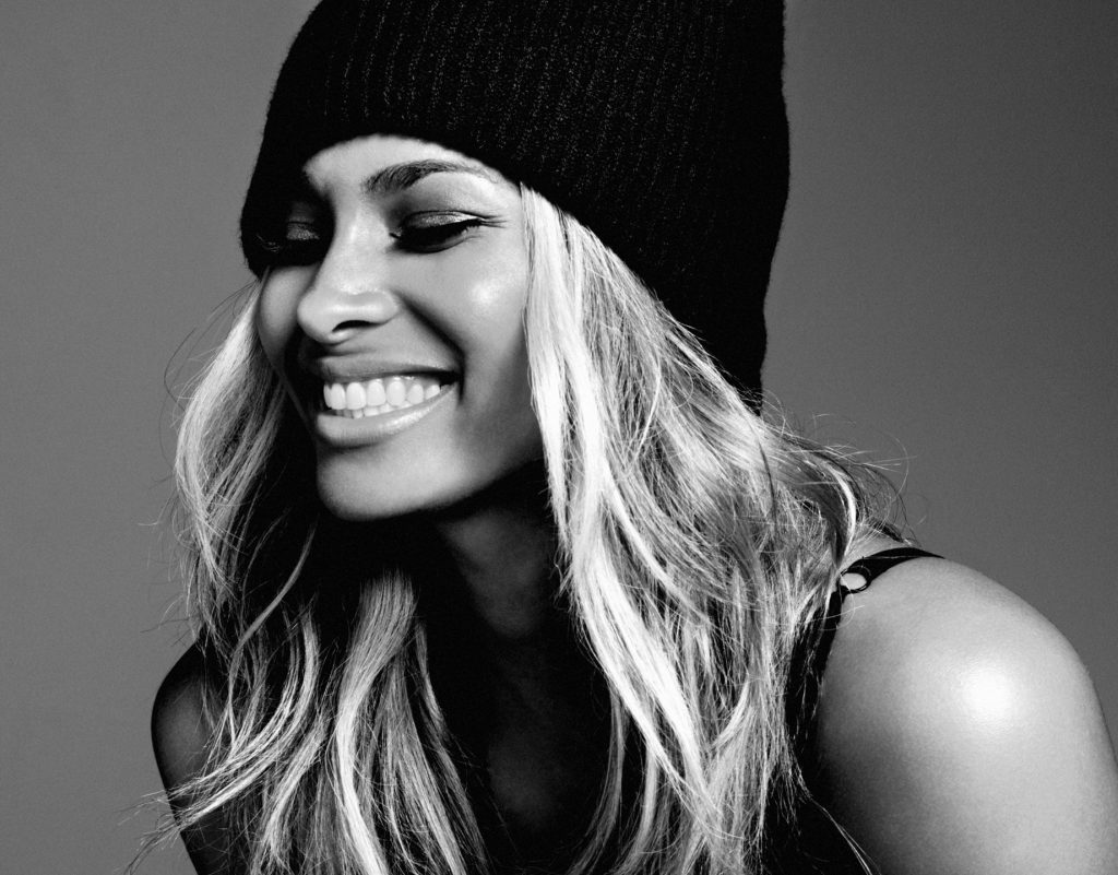 Ciara HD Wallpapers New Tab Theme