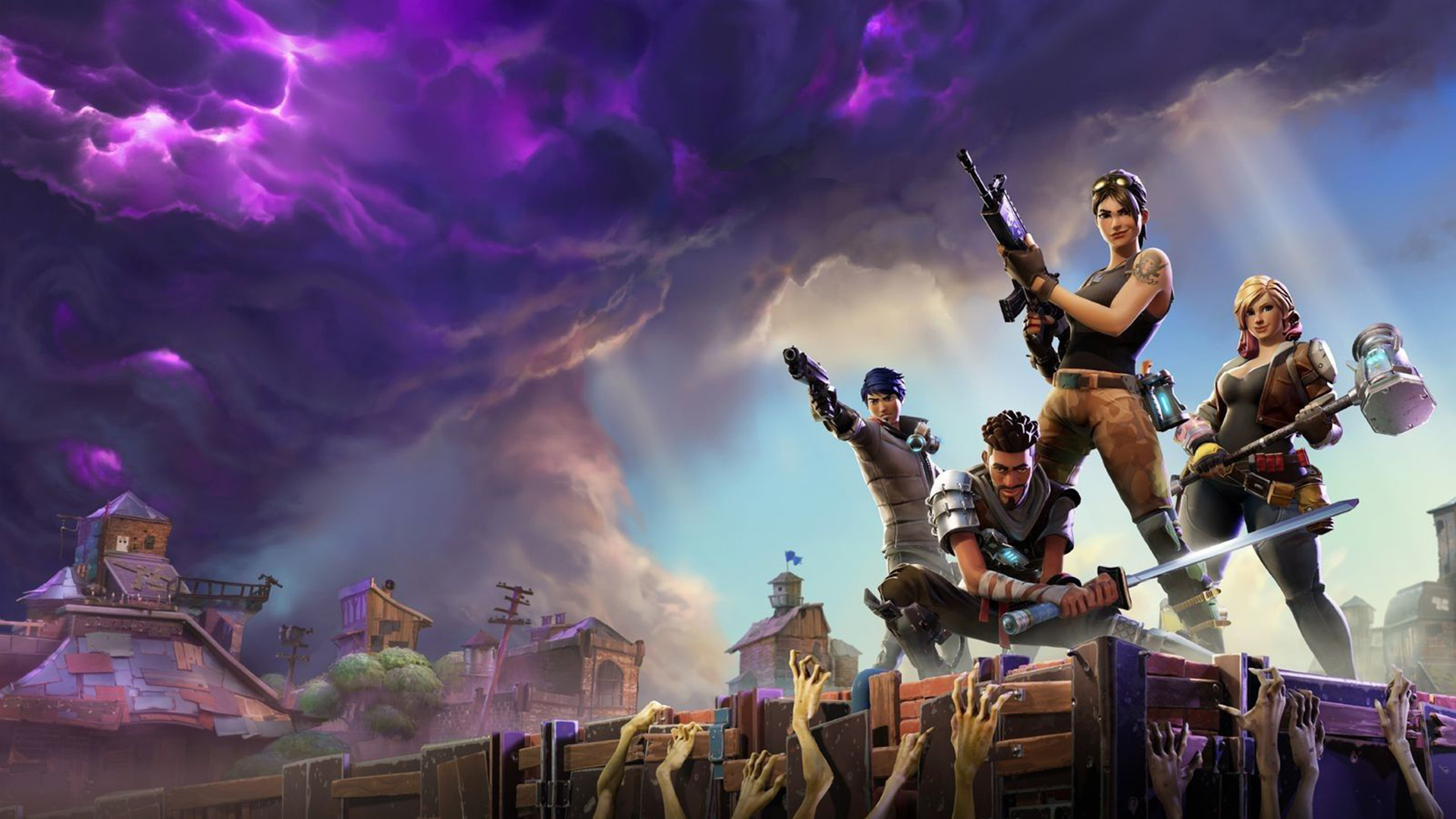 Fortnite Hd Wallpapers New Tab Theme Playtime
