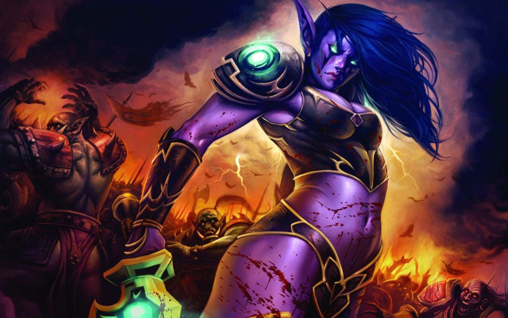World of Warcraft HD Wallpapers New Tab Theme