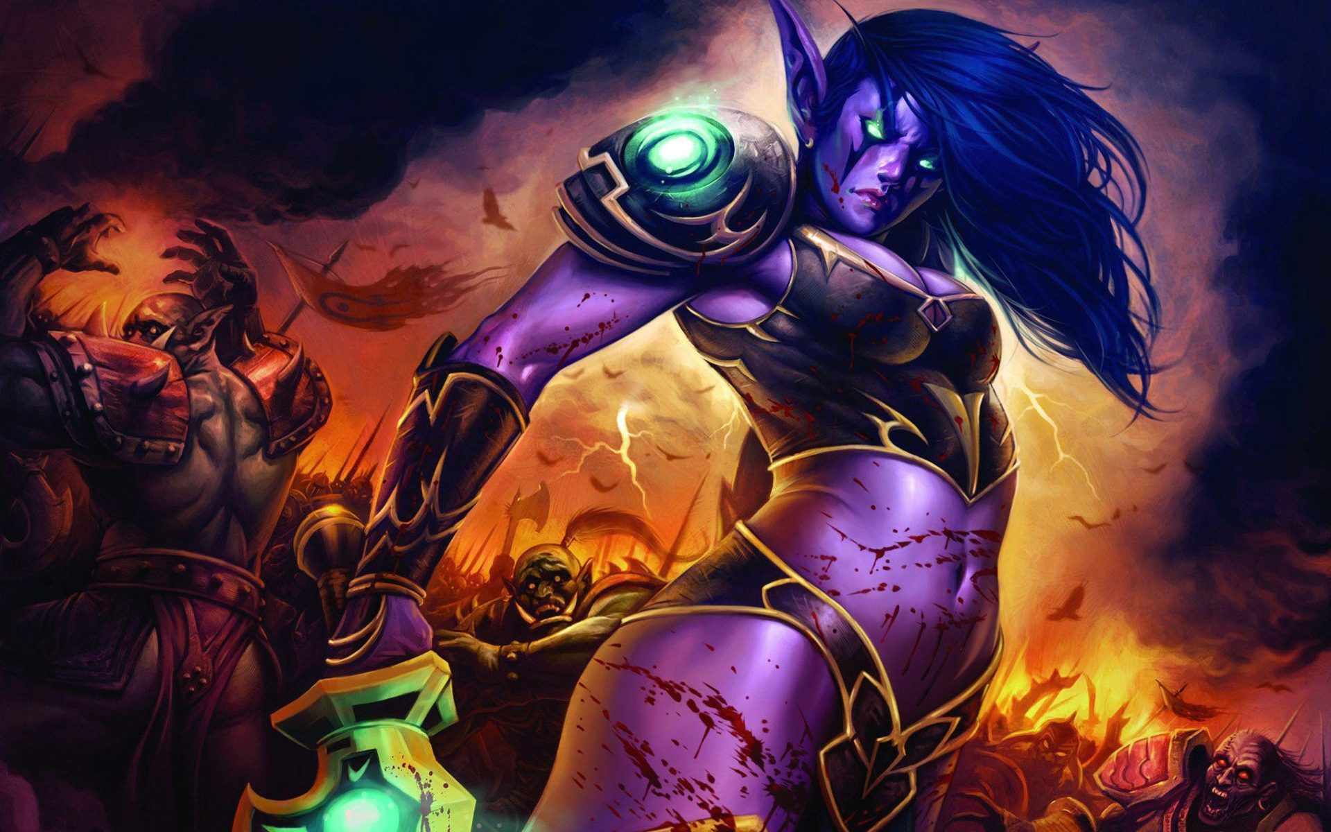 World Of Warcraft Hd Wallpapers New Tab Theme Playtime