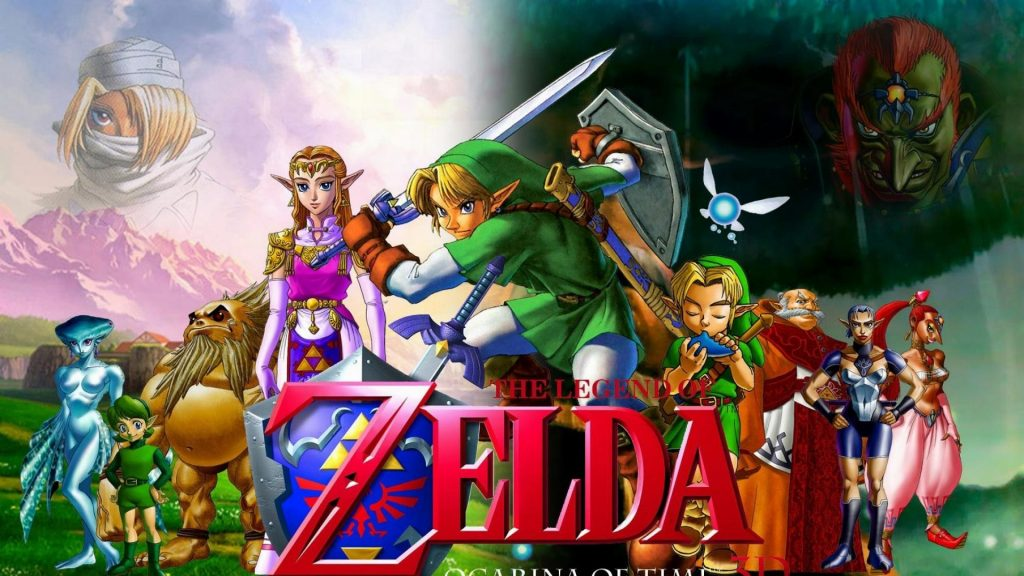 The Legend of Zelda HD Wallpapers New Tab Theme