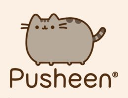 pusheen cat new tab theme