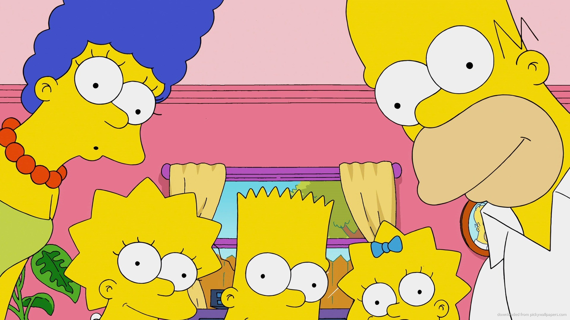The Simpsons Hd Wallpapers New Tab Theme Playtime