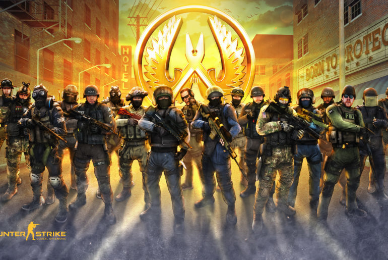 CS GO Counter Strike Online
