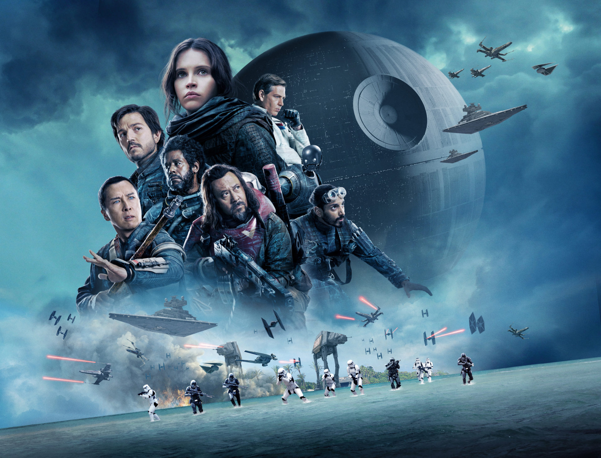 Star Wars Rogue One Hd Wallpaper New Tab Theme Playtime