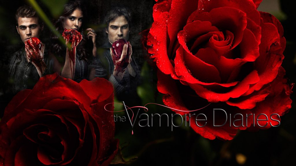 The Vampire Diaries HD Wallpapers New Tab Theme