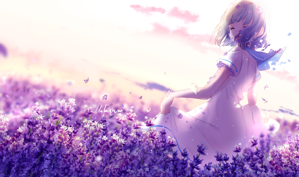 Anime Spring HD Wallpapers New Tab Theme