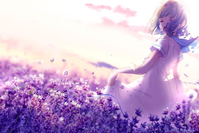 anime spring