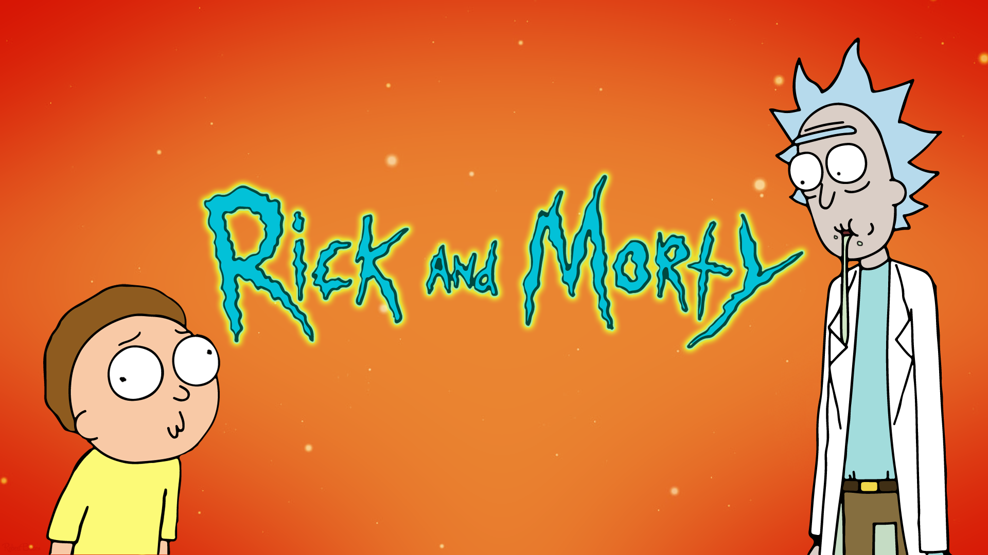 Rick And Morty Hd Wallpapers New Tab Theme Playtime
