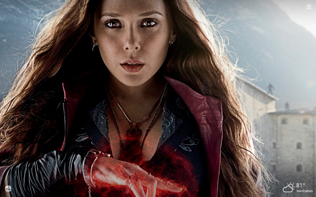 Scarlet Witch HD Wallpapers New Tab Theme