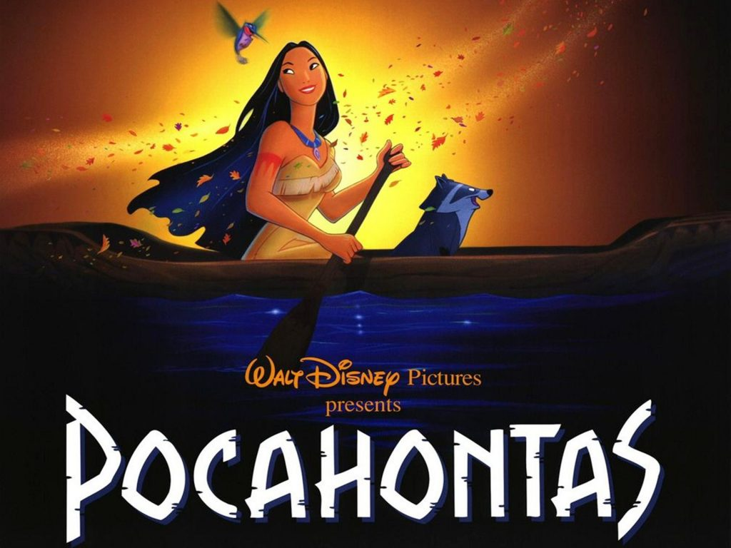 Pocahontas HD Wallpapers New Tab