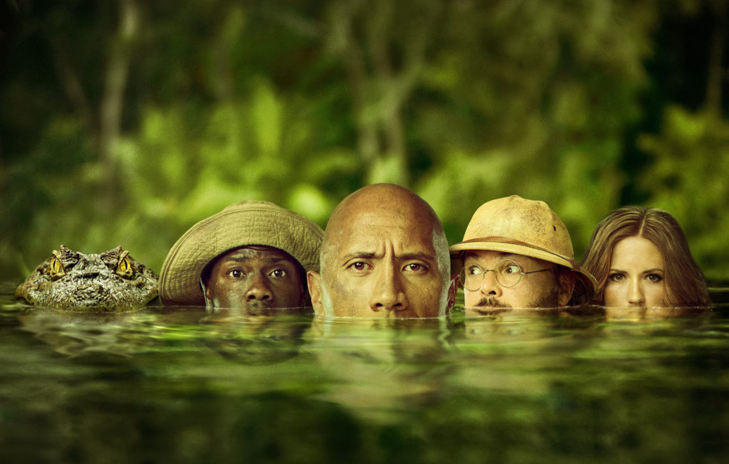 Jumanji HD Wallpapers New Tab