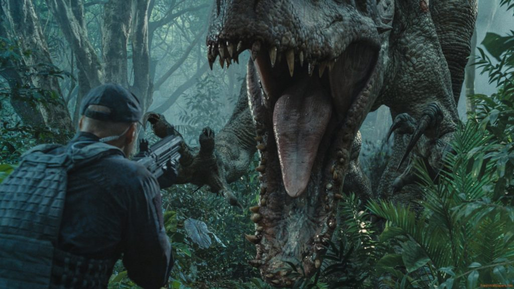 Jurassic Park HD Wallpapers New Tab