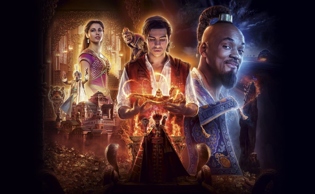 Aladdin 2019 HD Wallpapers New Tab