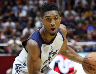 Donovan Mitchell NBA Basketball