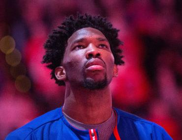 Joel Embiid NBA