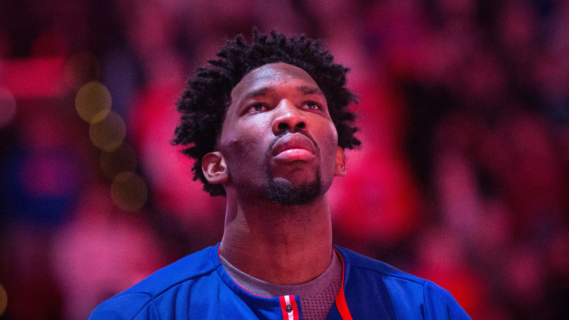 Joel Embiid Nba Basketball Hd Theme Sports Fan Tab