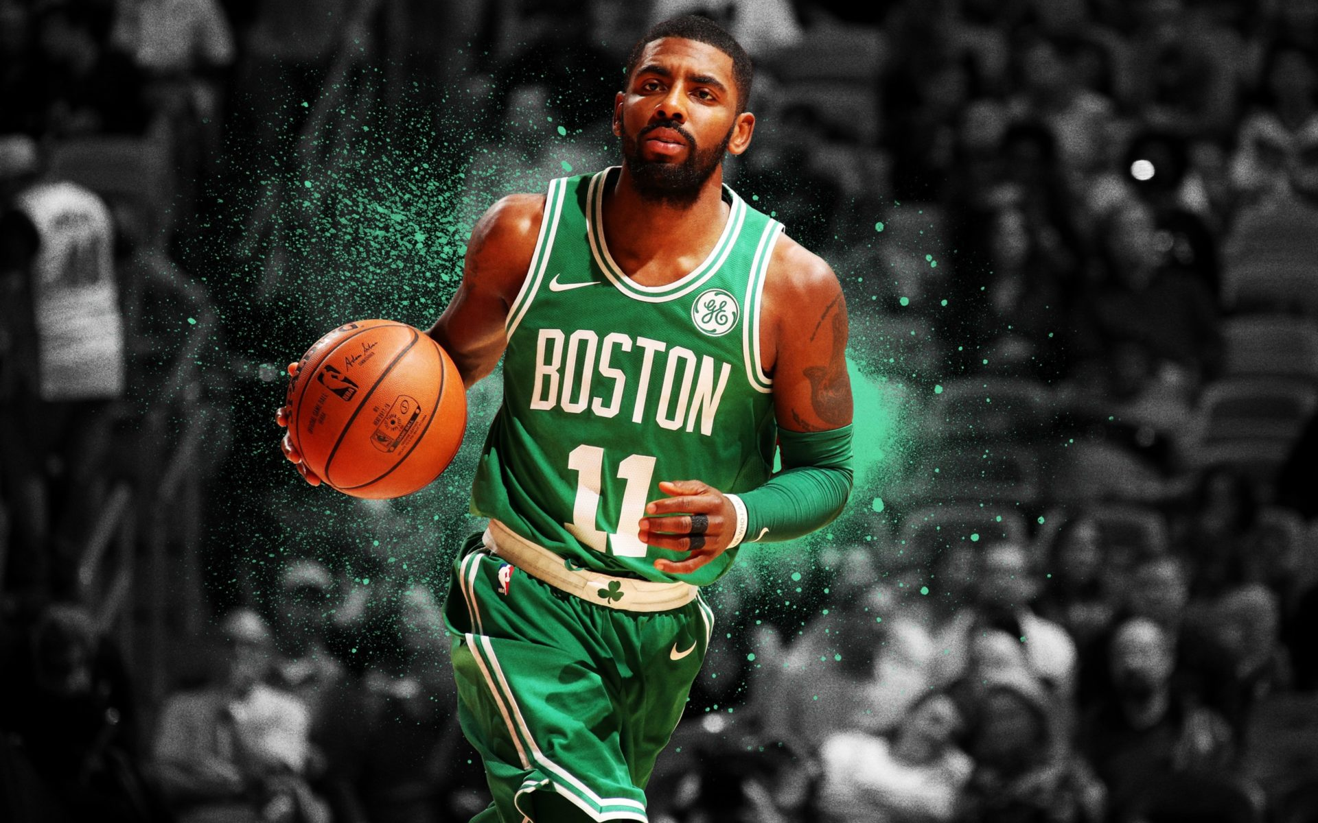 Kyrie Irving NBA HD Wallpaper Theme