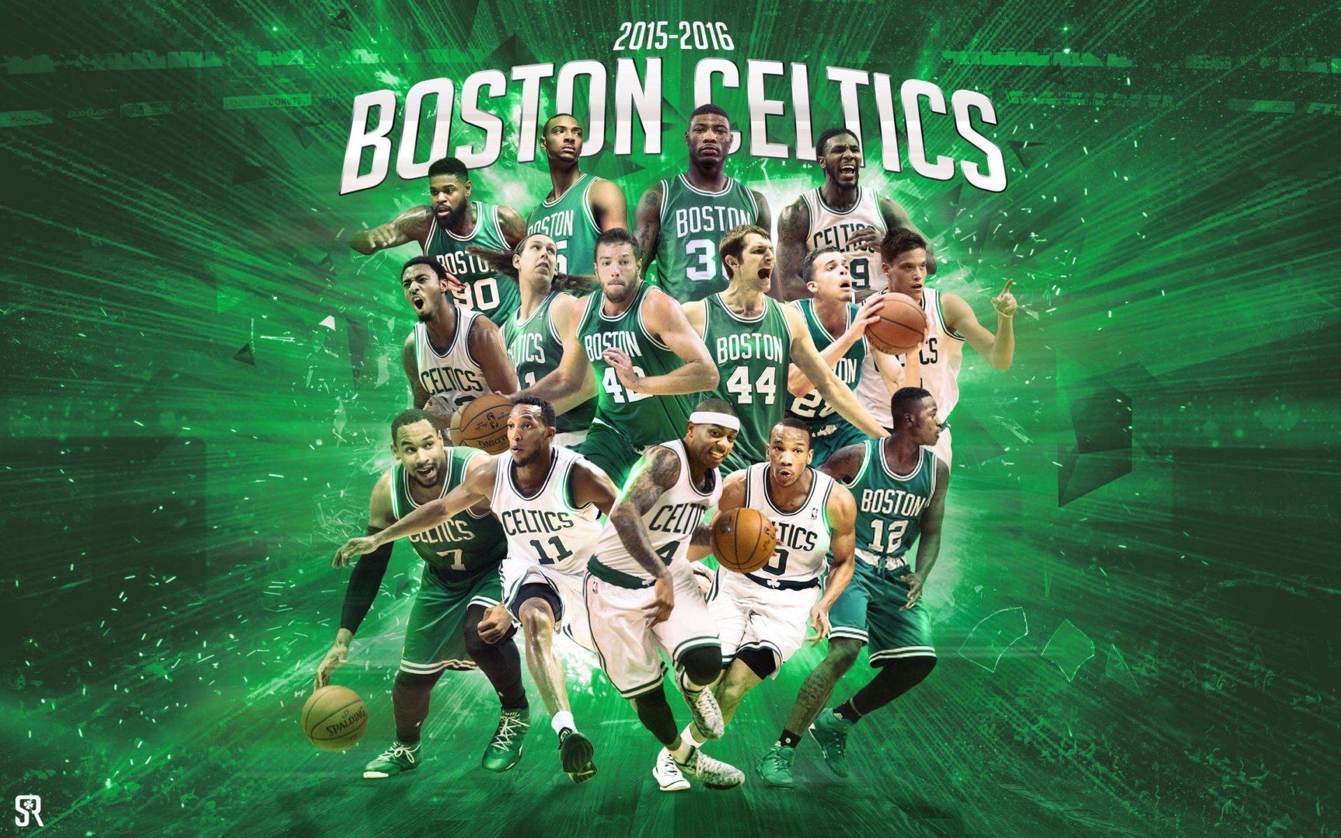 Boston Celtics Nba Basketball Hd Theme Sports Fan Tab