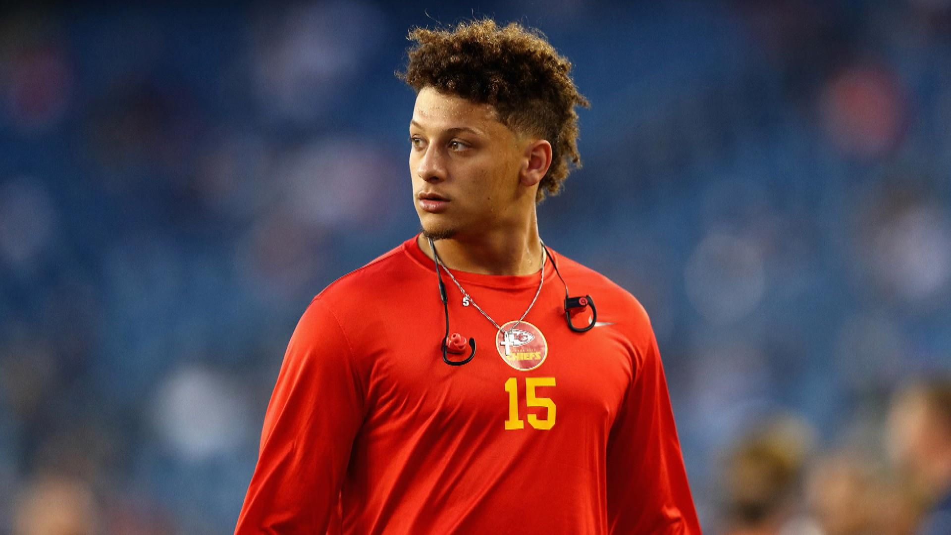 Patrick Mahomes Nfl Hd Wallpapers New Tab Sports Fan Tab
