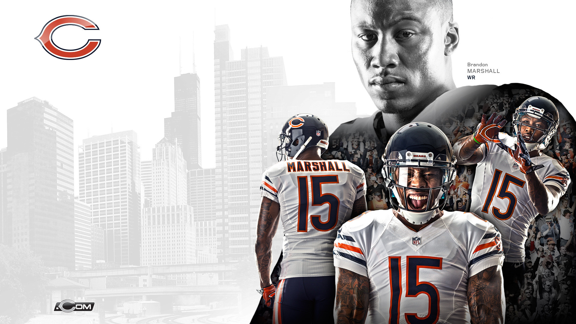 Chicago Bears Hd Wallpapers New Tab Theme Sports Fan Tab