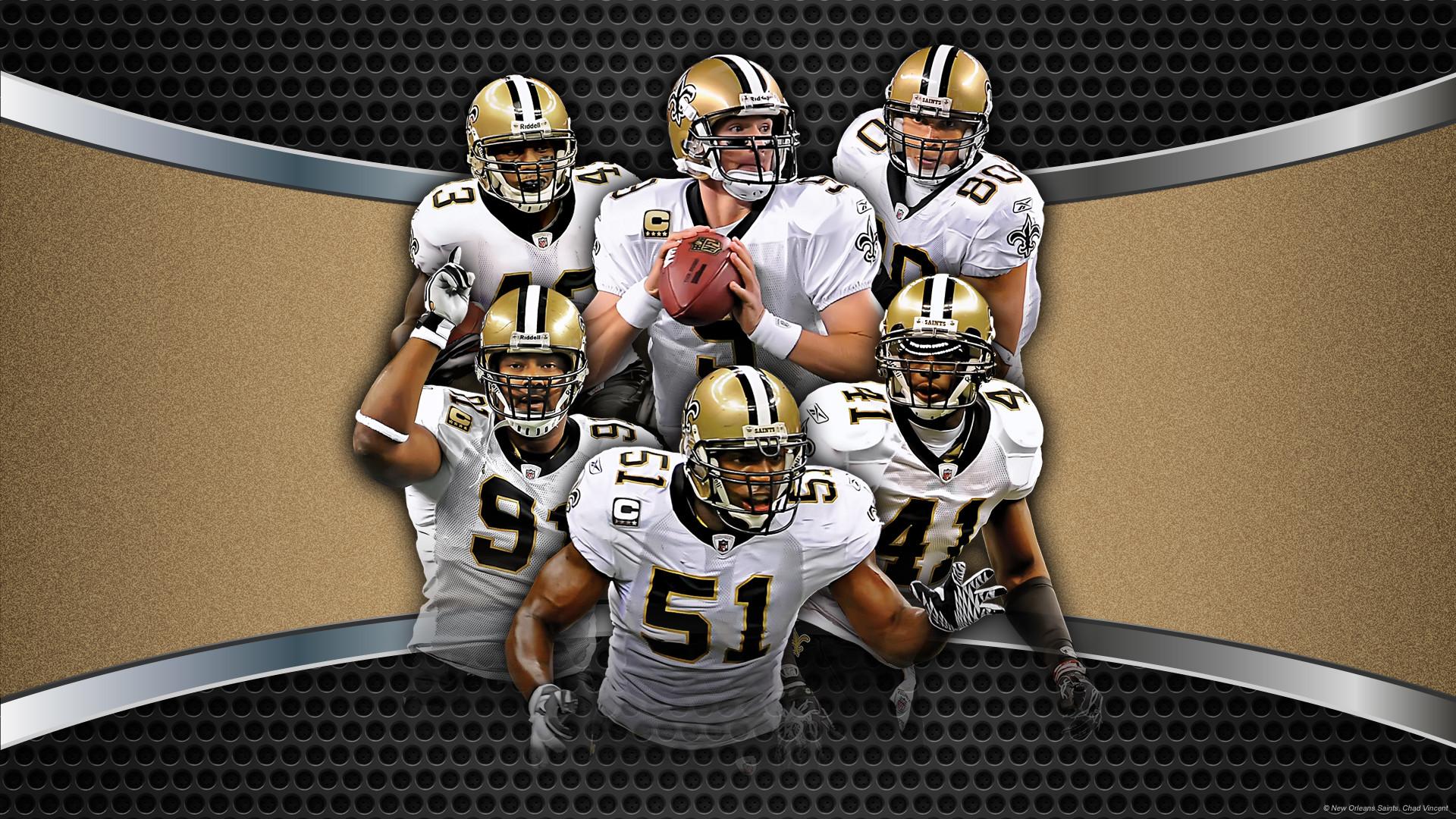New Orleans Saints Nfl Hd Wallpapers New Tab Sports Fan Tab