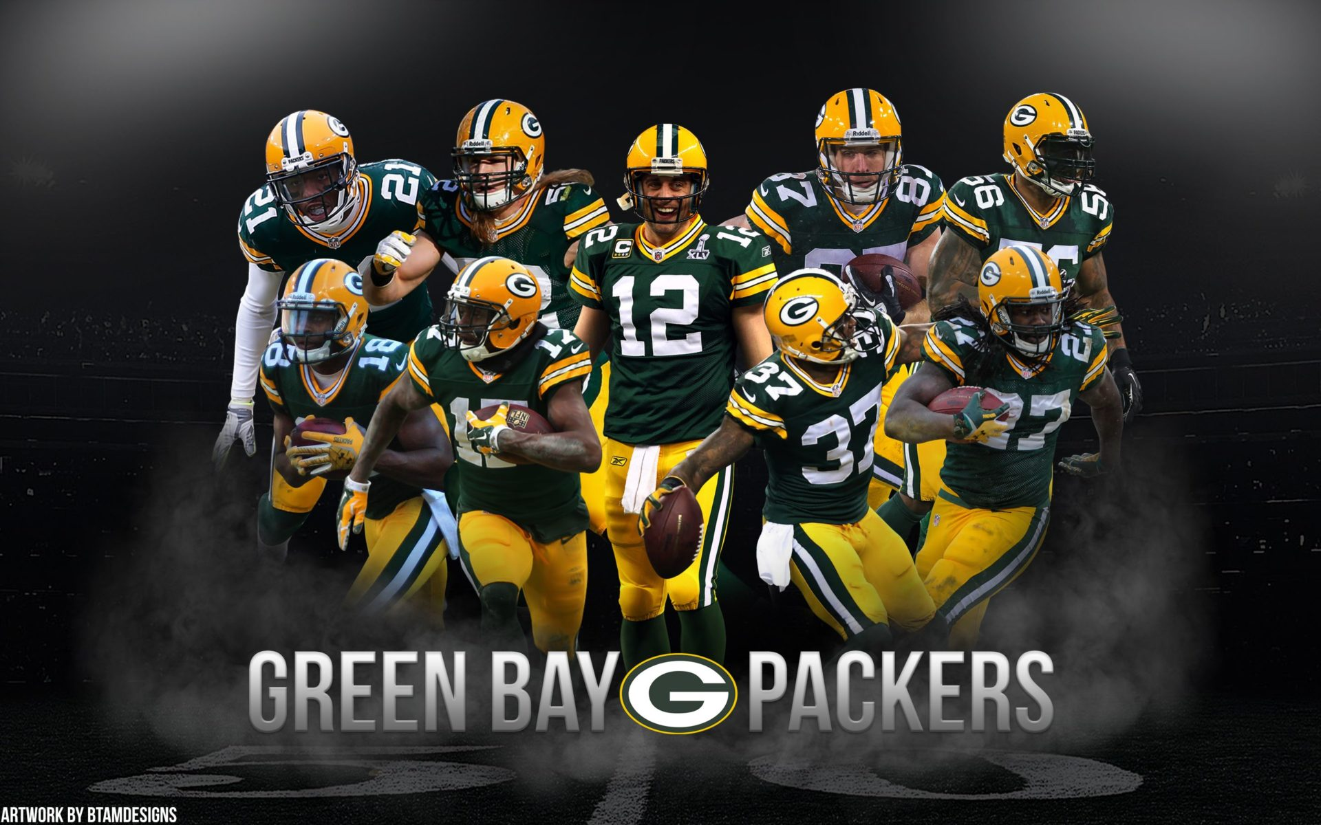 Green Bay Packers Nfl Hd Wallpapers New Tab Sports Fan Tab