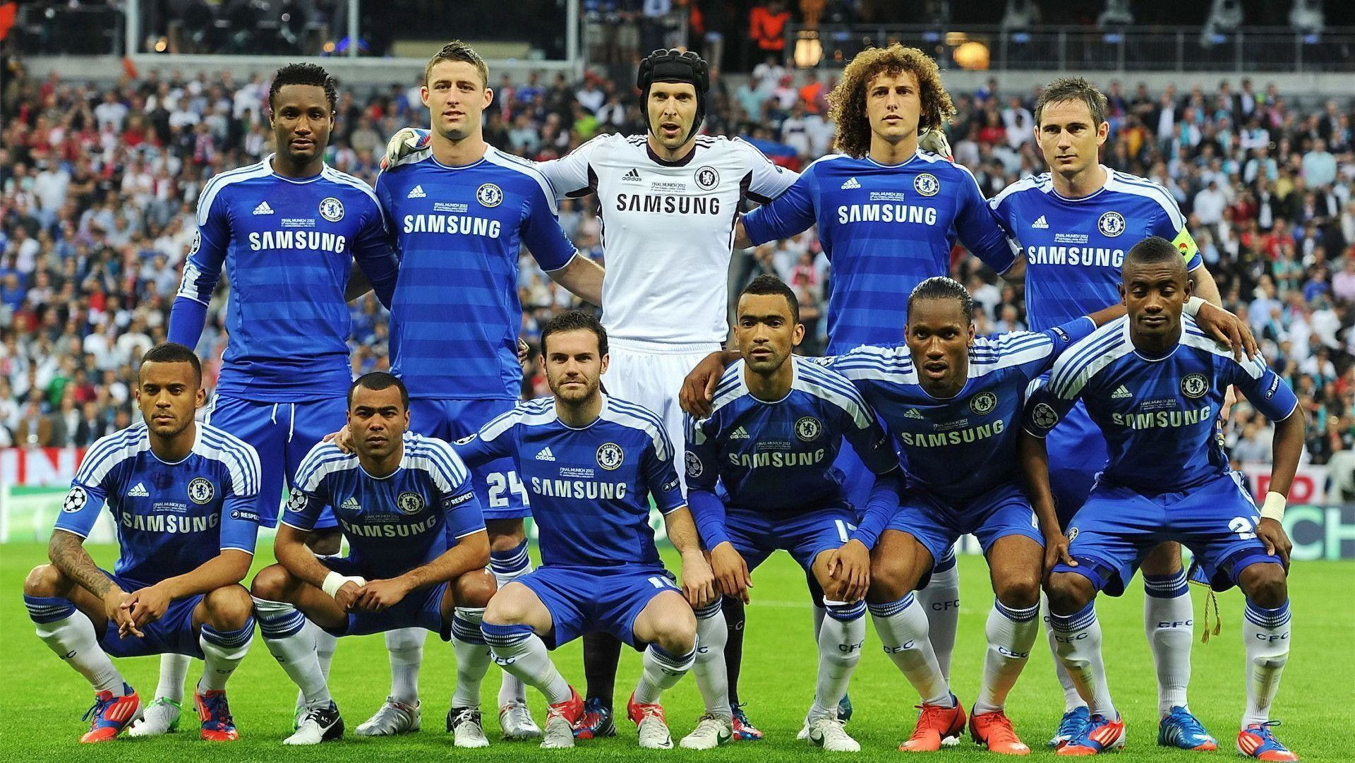 Chelsea FC HD Wallpapers New Tab Theme