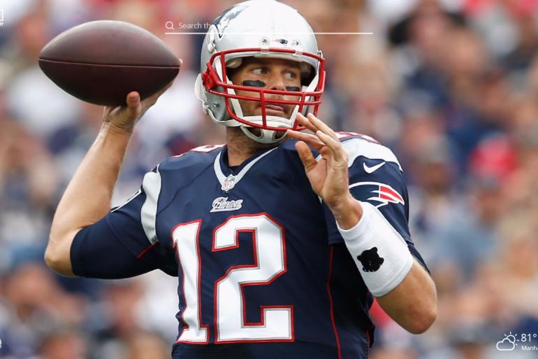 Tom Brady nfl