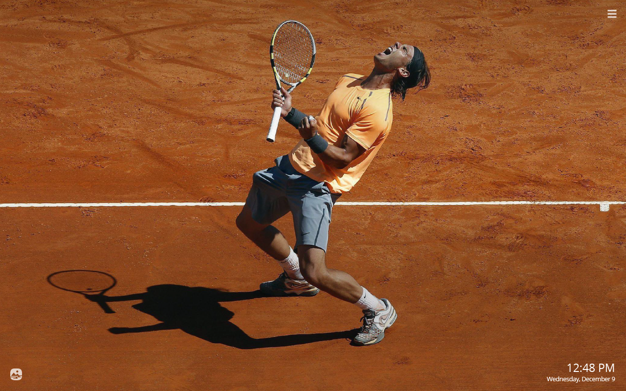 Rafael Nadal Hd Wallpapers New Tab Sports Fan Tab