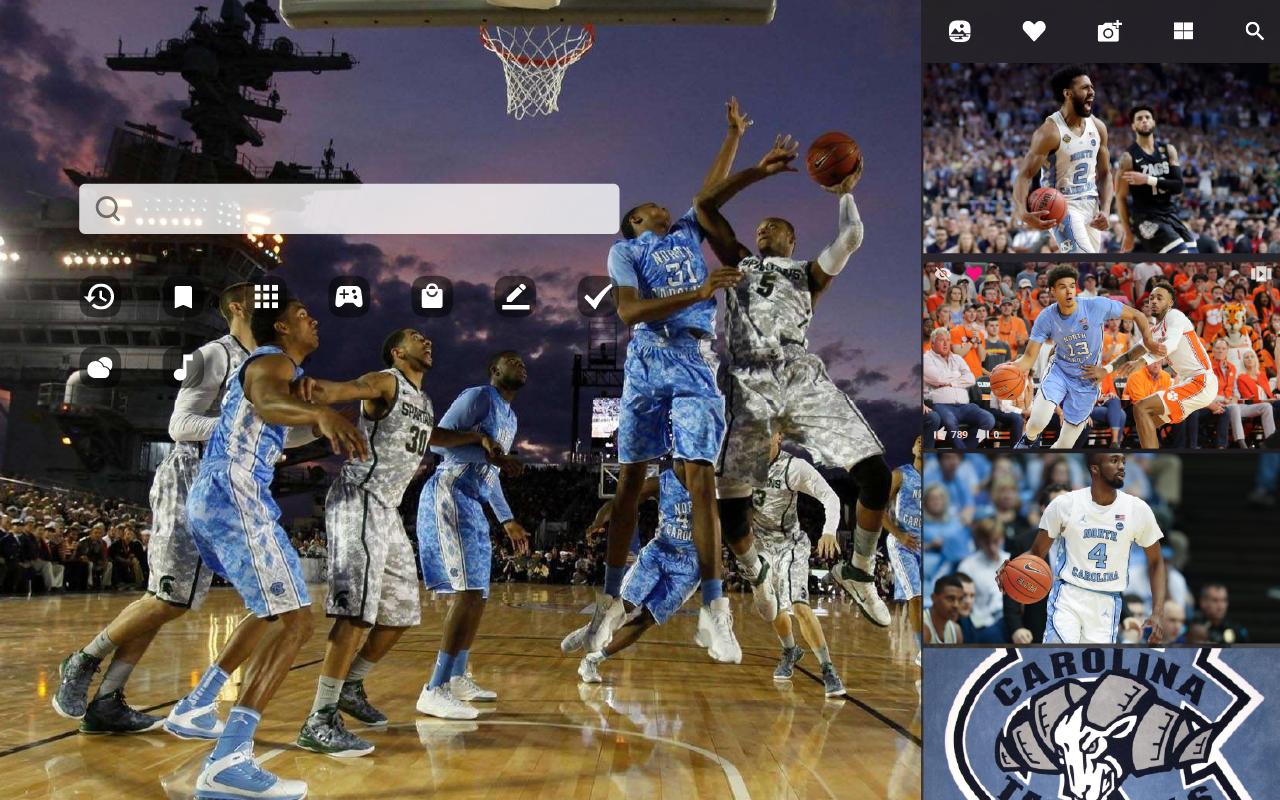 North Carolina Tar Basketball