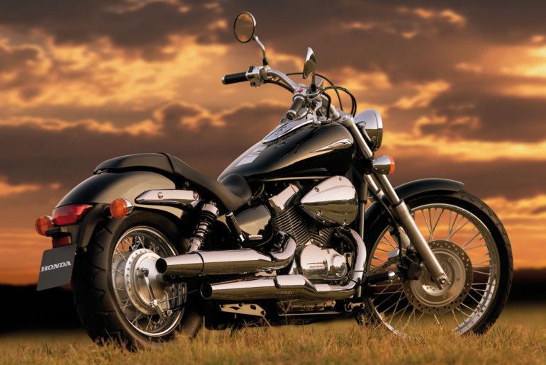 Honda motorcycles