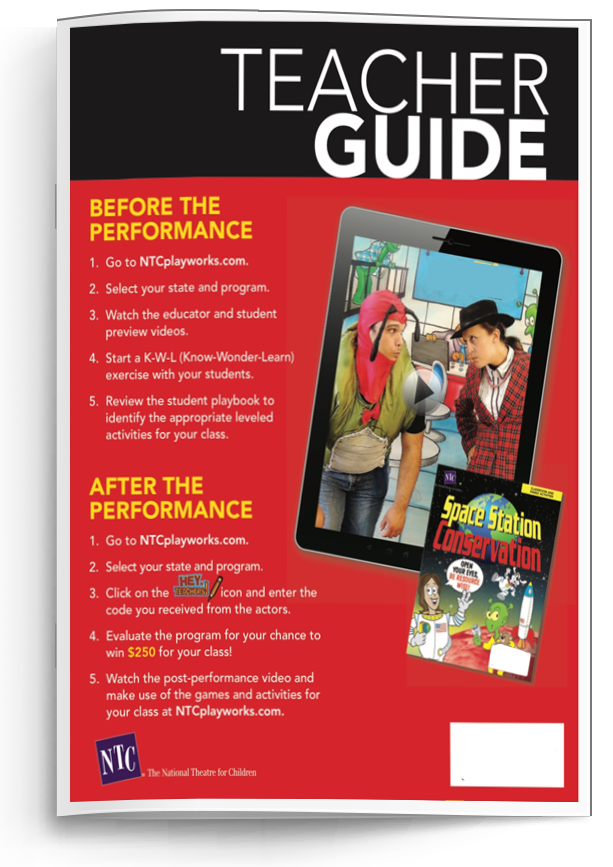 Teacher Guide The National Theatre for Children