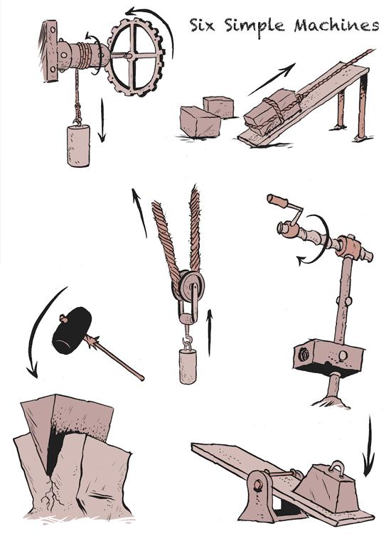 STEM Graphic Novel