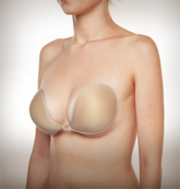 8151 l398 nude feather lite push up plunge 2