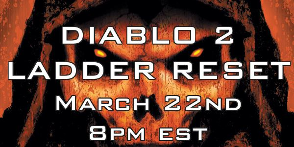 Slash Diablo 2 LADDER RESET: 8PM EST, 22 MARCH's avatar