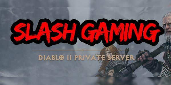 Slash Gaming - Diablo II Private Server's avatar