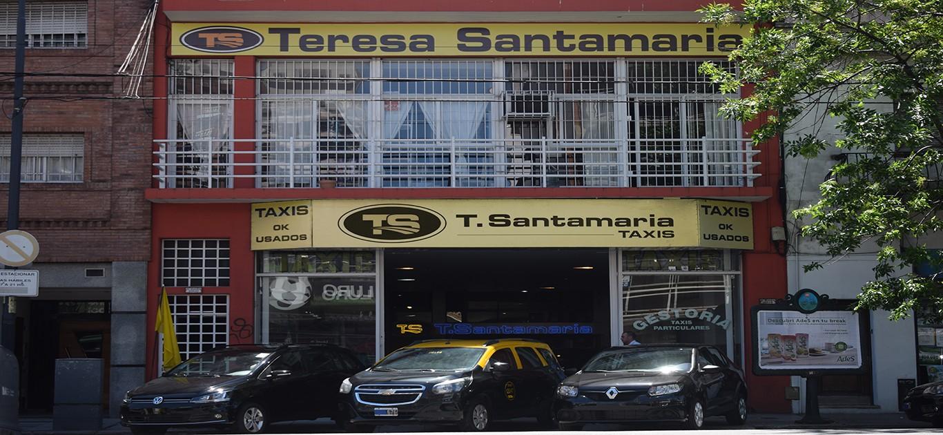 T Santamaria