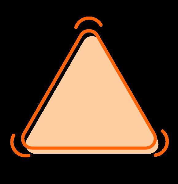 Sharp corners icon