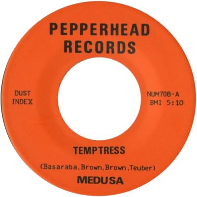 Medusa - Strangulation b/w Temptress