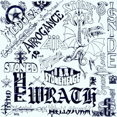 Warfaring Strangers - Acid Nightmares