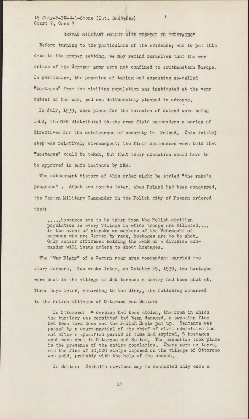 Nuremberg - Transcript Viewer - Transcript for NMT 7